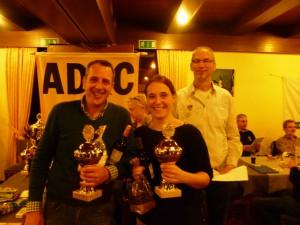 Sieger der Klasse N Stella und Peter Bottenberg